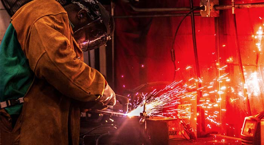 Start your Welding Career at ETI