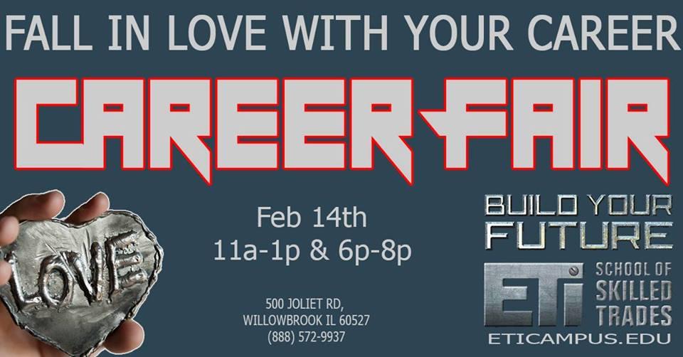 ETI Career Fair - Build Your Future