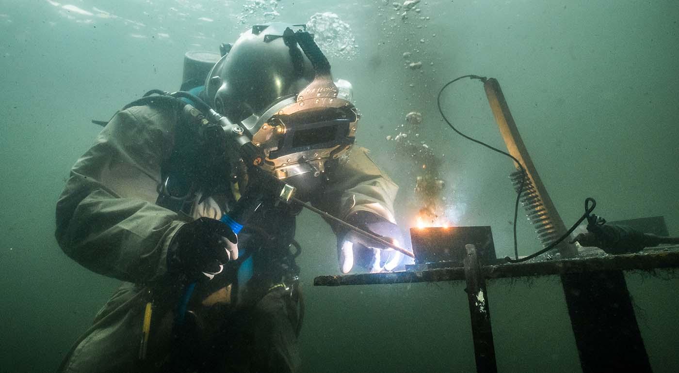 Underwater Welding Training