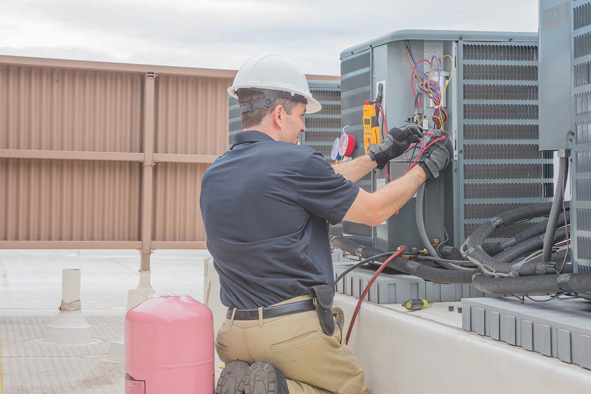 HVAC Technician Training Program