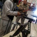 Welding Course Training at ETI
