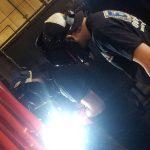 Welding Program at ETI Student Training