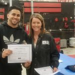 Student Certified at ETI