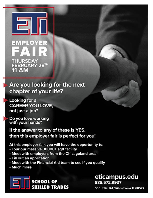 ETI Employer Fair