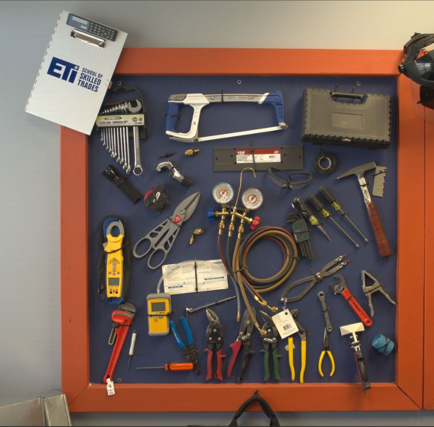 Must Have Tools for HVAC Technicians. Contact ETI at (888) 830-7678 for more information on our HVAC program!